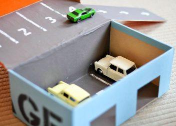 20 ідей корисного та естетичного використання коробок від взуття