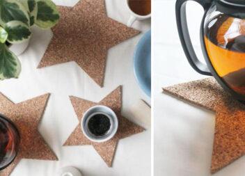 Простий спосіб зробити підставку під гарячий посуд. Фото-урок