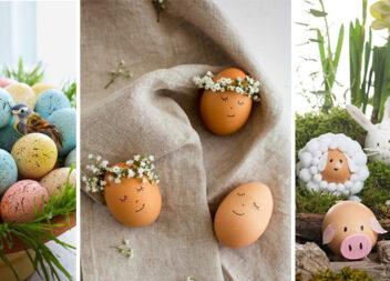 Фарбуємо та прикрашаємо яйця. 54 нові ідеї!