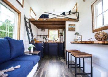 17 крихітних будиночків, які можуть замінити величезний дім