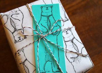 Створюємо власну упаковку для подарунків! Майстер-клас