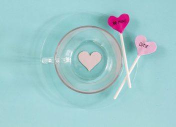 Створюємо найромантичніші чашки у світі. Майстер-клас