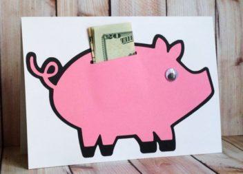 12 способів подарувати гроші оригінально. Фото