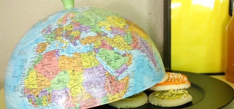 15 оригінальний ідей використання старого глобуса