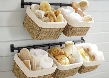40 ідей для організації простору у ванній кімнаті