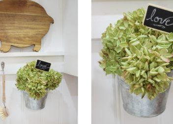 Квіткова композиція у вазі-відрі. Ідея та втілення