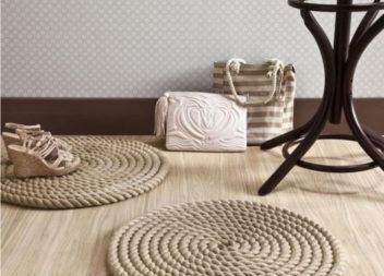 Маленький килим в інтер'єрі. 25 ідей