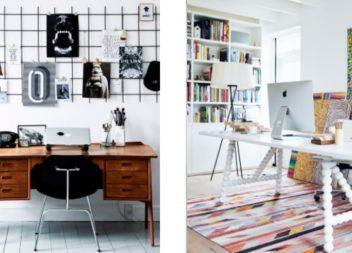 Робоча зона у квартирі. 30 чудових ідей