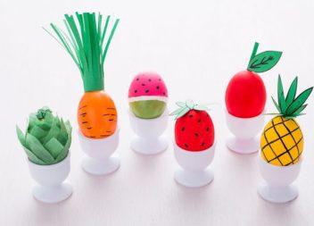 Незвичайні великодні яйця. 25 ідей