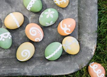 Сучасні крашанки. 40 способів прикрасити яйця до Пасхи
