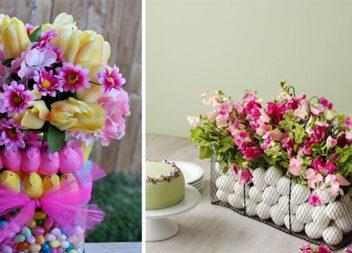Квіти на Великодньому столі. 20 ідей