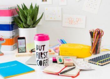 Наводимо лад на робочому столі. 35 корисних ідей
