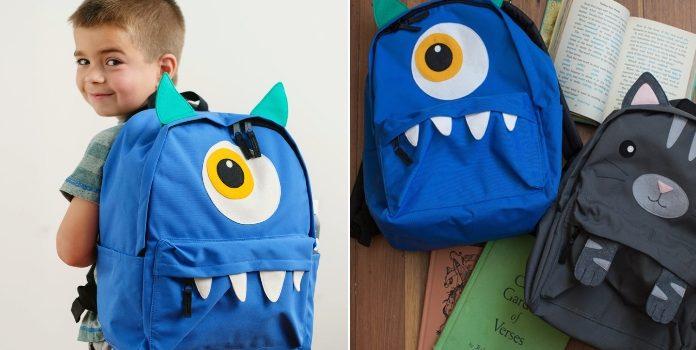 Декоруємо дитячий рюкзак. Майстер-клас