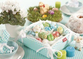 35 ідей сервірування столу до Великодня