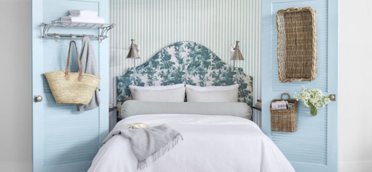 51 рішення розміщення ліжка у спальні