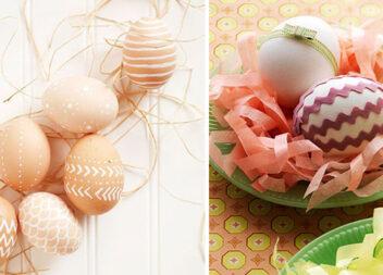 25 ідей великодніх яєць, для яких не потрібно занурювати їх у фарбу