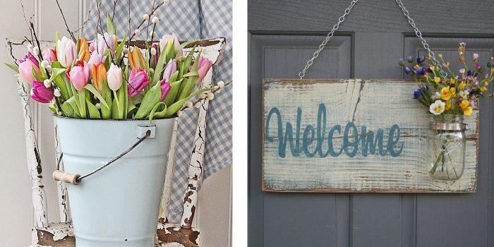 25 ідей весняного декору для всього будинку