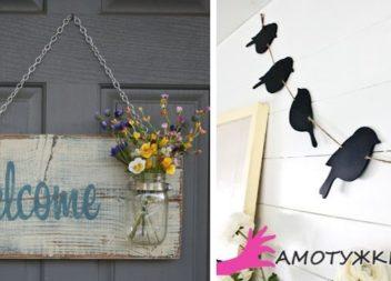 Весняний декор своїми руками: 27 фото-ідей