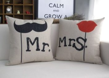Декор для пар: 15 чарівних ідей