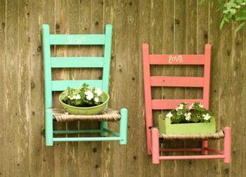 24 способи використати непотрібний стілець