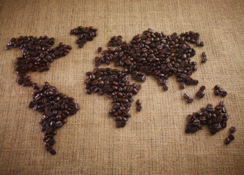 Декорування кавовими зернами. 22 ідеї