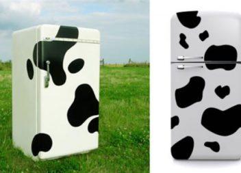 Декор холодильника: 20 ідей