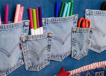 20 способів перетворити старі джинси на круті речі
