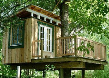 Будиночок для дітлахів: 24 ідеї