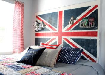 15 ідей зберігання речей у маленькій спальні