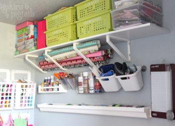 Організація та зберігання матеріалів для творчості. 31 ідея