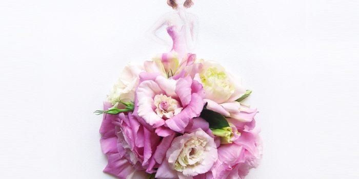 Неперевершені картини із квітів та акварелі від Limzy