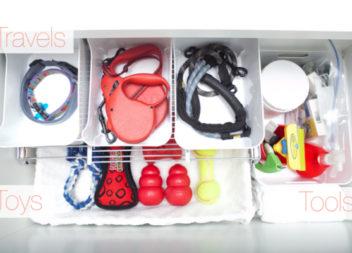 Організація та зберігання для домашнього улюбленця: 20 фото-ідей