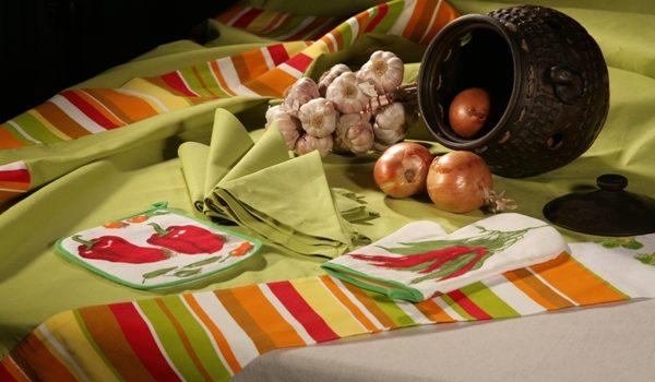 Текстильні вироби для кухні, 20 ідей