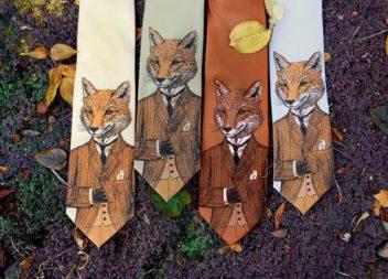 Оригінальна краватка у подарунок: 28 ідей