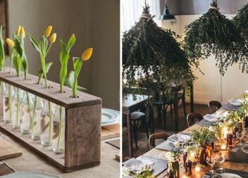 Як красиво оформити святковий стіл