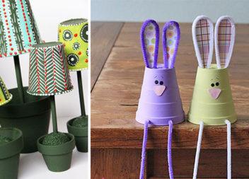 Паперові та пластикові стакани: 15 ідей для дитячої творчості