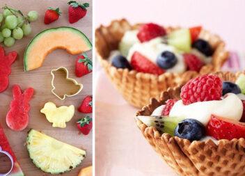 20 ідей як красиво подати фрукти