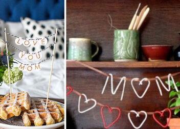 Гірлянди до Дня матері: 20 ідей