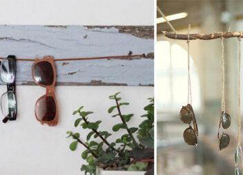 Зберігання сонячних окулярів: 17 ідей