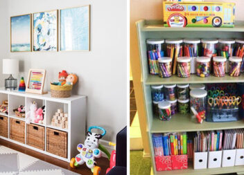 32 ідеї організації ігрового простору для дітей