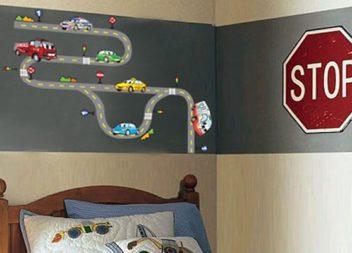 20 ідей для декору хлопчачої кімнати
