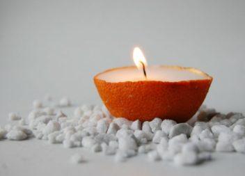 Свічі та свічники на будь-який смак: 30+ ідей для декору