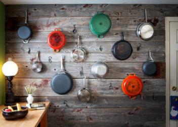 20 простих способів прикрасити кухню