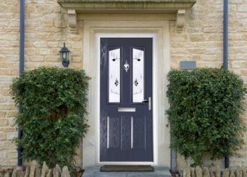 20 ідей для вхідних дверей