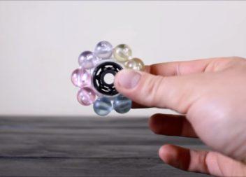 Спінер своїми руками: відео майстер-клас