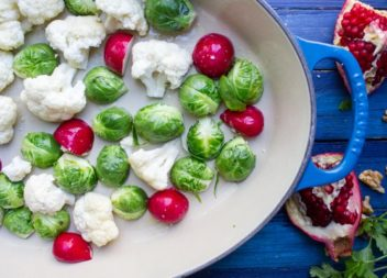 Овочеві закуски для вечірки (20 смачних ідей)