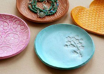 Оригінальний глиняний посуд