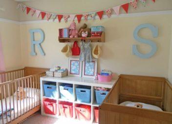 Спальня для двох дітей: 40+ ідей