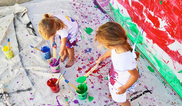 21 ідея для творчості з дітьми: оригінальне малювання