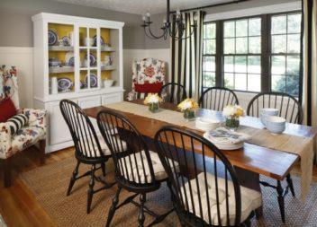 Прикрашаємо обідній стіл: 16 ідей для кухні